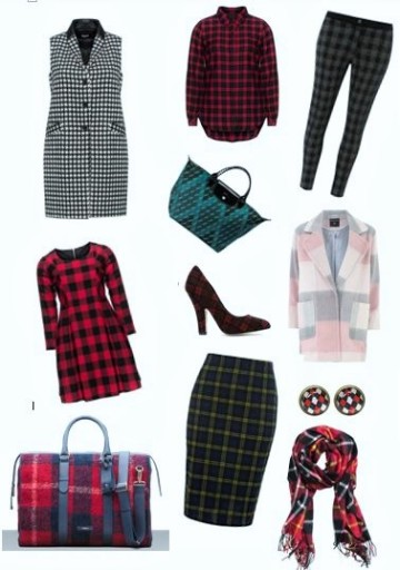 checker chic
