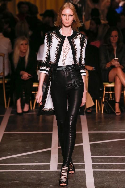 Givenchy leder