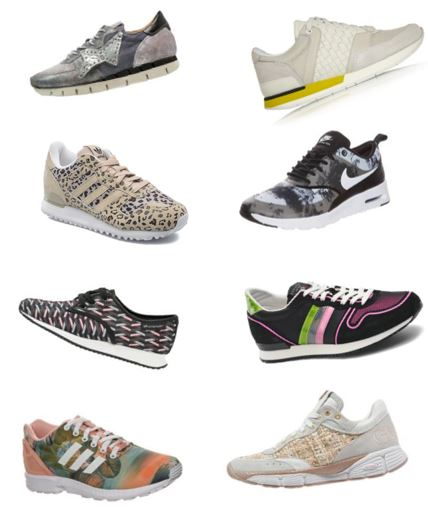 sneakers samen